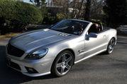 2009 Mercedes-Benz SL-Class Silver Arrow Edition